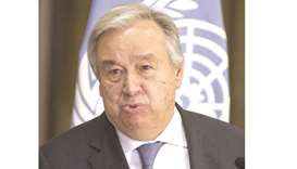UN chief Guterres is scheduled to meet President Alvi and Prime Minister Khan, as well as Foreign Mi