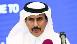HE the Governor of Qatar Central Bank (QCB) Sheikh Abdulla bin Saoud al-Thani.