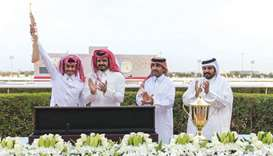 Horse-racing festival winner crowned
