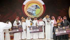 Qatari traditions continue to fly high as Marmi Falconry Festival fetes winners