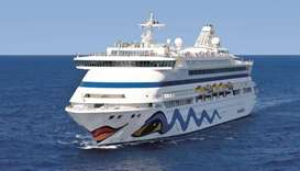 AIDAvita cruise ship