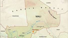 Attack kills 21 in central Mali ethnic flashpoint