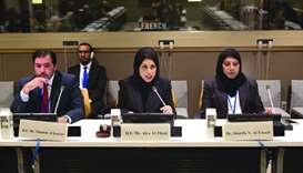 Difi focuses on family housing at UN