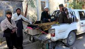 Nine civilians killed in US drone strike in eastern Afghanistan Kabul