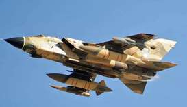 Saudi fighter jet crashes in Yemen: coalition