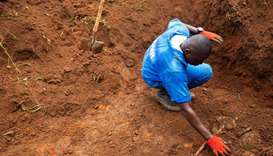 Over 6,000 bodies found in Burundi's mass graves