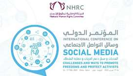 International Conference on 'Social Media' begins on Sunday
