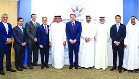 QEWC, GE sign training agreement to develop talent in power sector