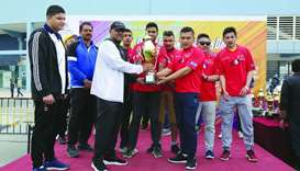 Asian Town marks National Sport Day