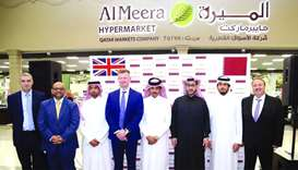 British supermarket Sainsbury's launches exclusively at Al Meera