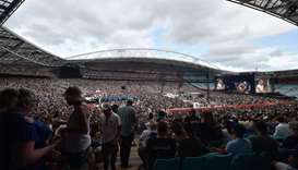 Tens of thousands attend Australia bush fire concert; millions raised