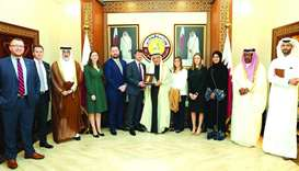 Shura Council discusses relations with US Congress