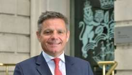 Her Majesty's Trade Commissioner for the Middle East, Simon Penney