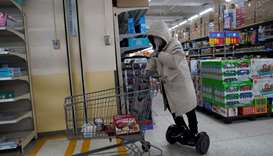 US firms in China report staff shortages, say coronavirus hitting