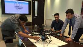 QMIC showcases technologies in 'Made in Qatar' exhibition in Kuwait