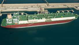 Nakilat vessel chartered for Qatargas