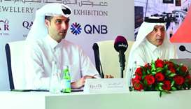 Doha Jewellery and Watches Exhibition to start on Feb 24