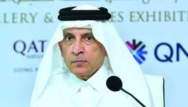 CEO of Qatar Airways Group Akbar al-Baker