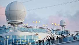 Coronavirus cases top 500 on cruise ship off Japan