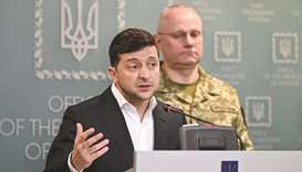 Fighting in east Ukraine threatens peace process