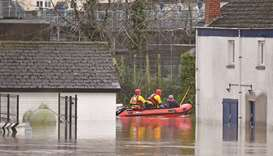 Wales braces for more heavy rain after floods