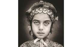 The portrait that won Abdulla al-Mushaifri the Qatar National Award for the Sony World Photography A