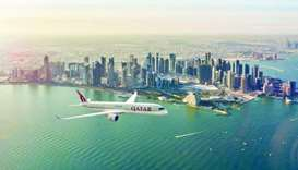 Qatar Airways flies high with strong network expansion, new aircraft deliveries