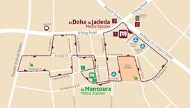 Doha Metro introduces new Metrolink route