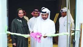 Art Laboratory opened at Katara
