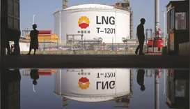 Asian LNG prices rise as buying interest jumps
