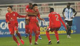 Duhail edge past Wakrah, Umm Salal hold Sadd