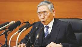 Kuroda: Dismissing views held by some market players that the yen could be losing its status as a sa