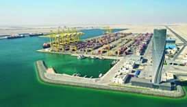 Qatar ports register robust expansion in September