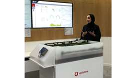 Vodafone Qatar is giving researchers at the Ministry of Transport and Communications TASMU Innovatio