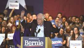 Sanders wins Nevada Democratic caucus
