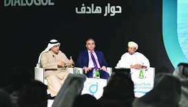 QF event focuses on political ties in the Gulf