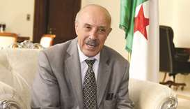 Algeria envoy lauds Amir for sending urgent medical aid