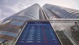 Hong Kong bourse turns from tough year to trading boom