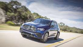 Mercedes-Benz GLE 350 4MATIC: ultimate luxury, performance and reliability