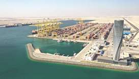 Qatar bolsters maritime infrastructure