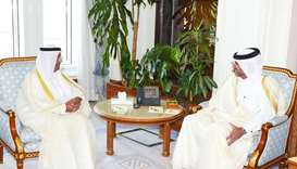 PM meets GCC secretary-general