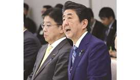 PM Abe asks all of Japan schools to close over virus