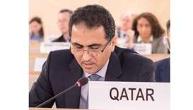 Qatar condemns Israeli killing machine