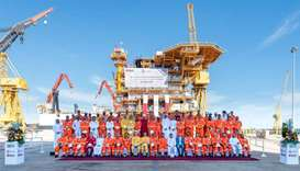 Qatargas achieves major milestone with North Field Bravo Living Quarters Expansion project