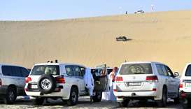 Plan afoot for exclusive safe desert driving circuit in Sealine