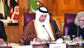 Qatar Chairs meeting of Arab Economic and Social Council