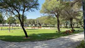 Al Khor Park reopens with added forest ambience