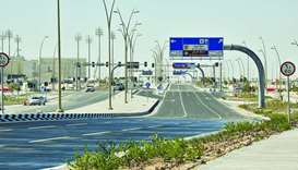 Road works for Rayyan, Bayt stadiums completed