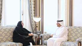 FM meets Bosnian counterpart