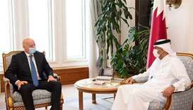 Prime Minister meets FIFA President